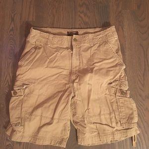 Men's Abercrombie Cargo Shorts Size 36